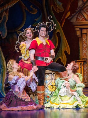 """The smash hit musical, Disney's """"The Beauty and the Beast,"""" comes to Elliott Hall of Music 7 p.m. on Jan. 20."""