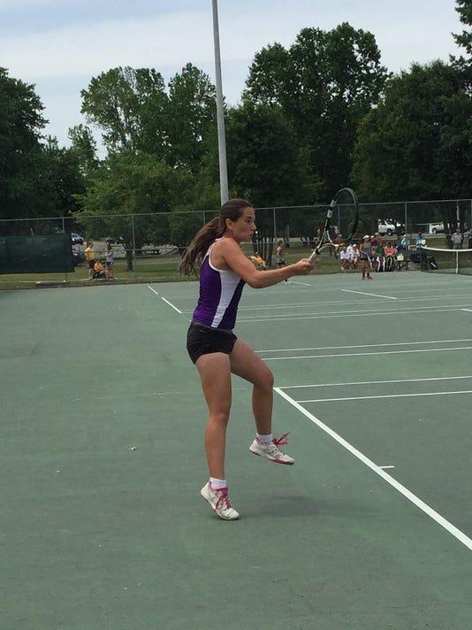 CHS Tennis Sophia Phillips 2