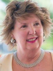 Margaret Gunter - Wednesday, June 6, 2018, St. Margaret's Hospital reunion in Montgomery, Ala. (Julie Bennett/Montgomery Advertiser)