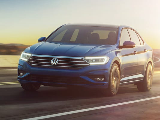 Detroit Auto Show Volkswagen Reveals Cheaper Bigger Jettta - Detroit car show 2018