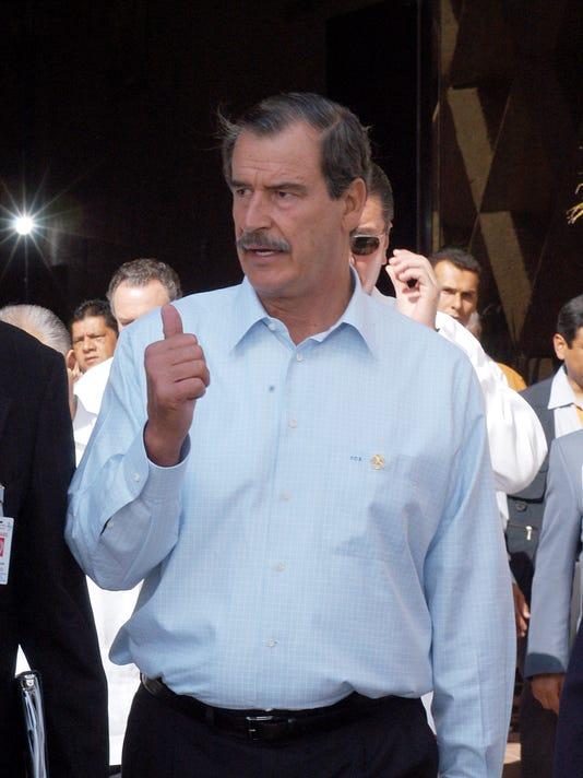 AP MEXICO UN CORRUPTION TREATY I MEX