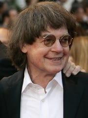 """In this May 17 2008 file photo, French cartoonist Jean Cabut, also known as Cabu, attends to the premiere of the film """"C'est Dur d'Etre Aime Par Des Cons"""" during the 61st International film festival in Cannes, southern France."""