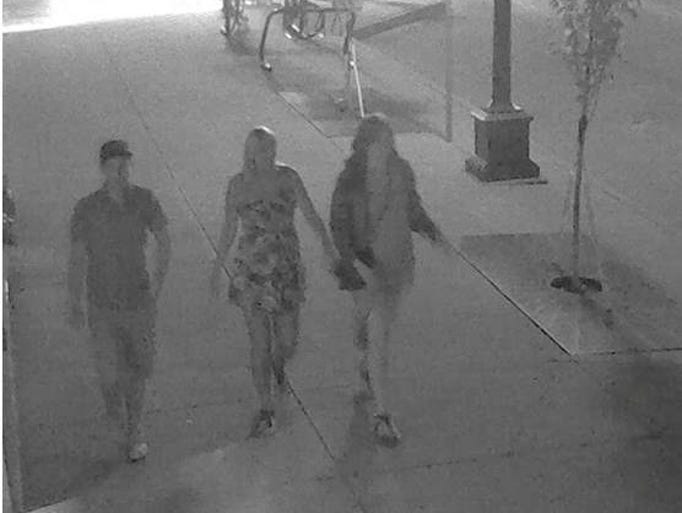 Security camera catches vandalism at Formosa