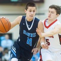 Shawnee basketball takes down Hunterdon Central in EHT