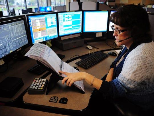 Dispatcher Retires