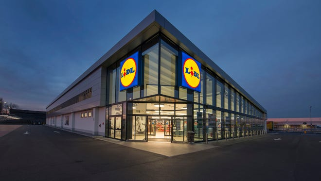 Lidl is opening to open dozens of its stores in New Jersey and throughout the East Coast.