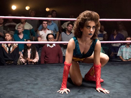 "Alison Brie was snubbed for her role in ""GLOW."""