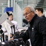 Okemos coach Bill Sipola guided his team to CAAC and regional titles this season.