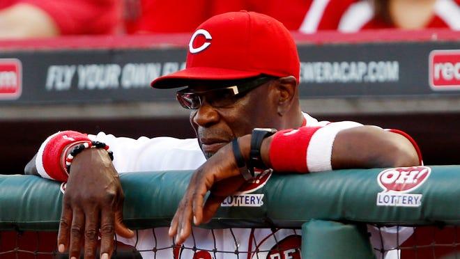 Dusty Baker was fired by the Reds after six seasons in Cincinnati.
