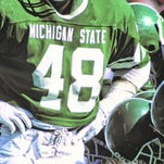 'Who wore it best' at Michigan State: No. 48