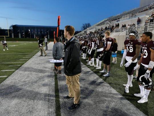 News-Leader sports reporter Wyatt Wheeler coached Missouri