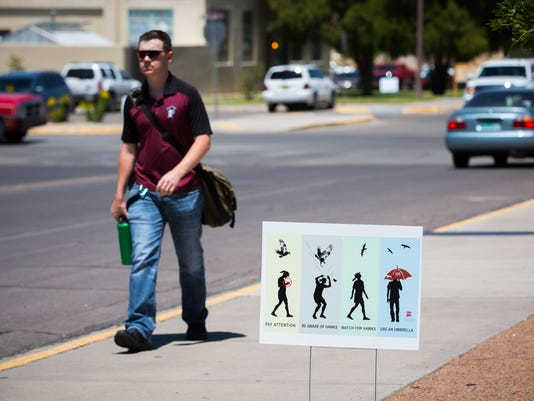 081916 NMSU Hawk Attack Prevention 1