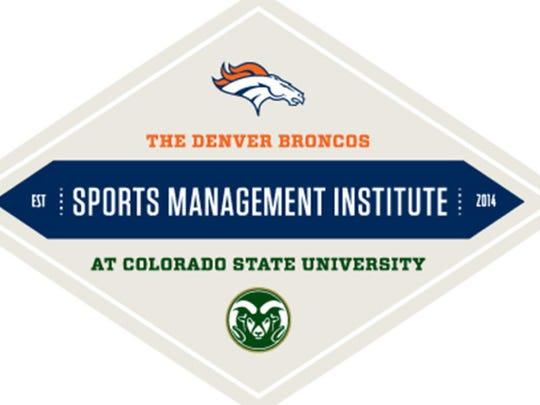 The Denver Broncos Sports Management Institute at Colorado State University