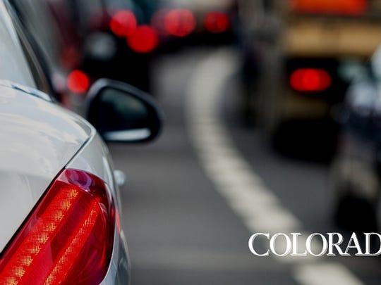 A crash is causing delays in Northern Colorado.
