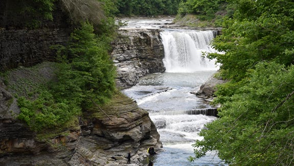 Brothers Preston and Dylan Giangregorio of Brockport died June 11 after they and five others went over the Lower Falls in Letchworth State Park.