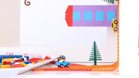Nimuno Loops, Lego-compatible tape, has generated nearly