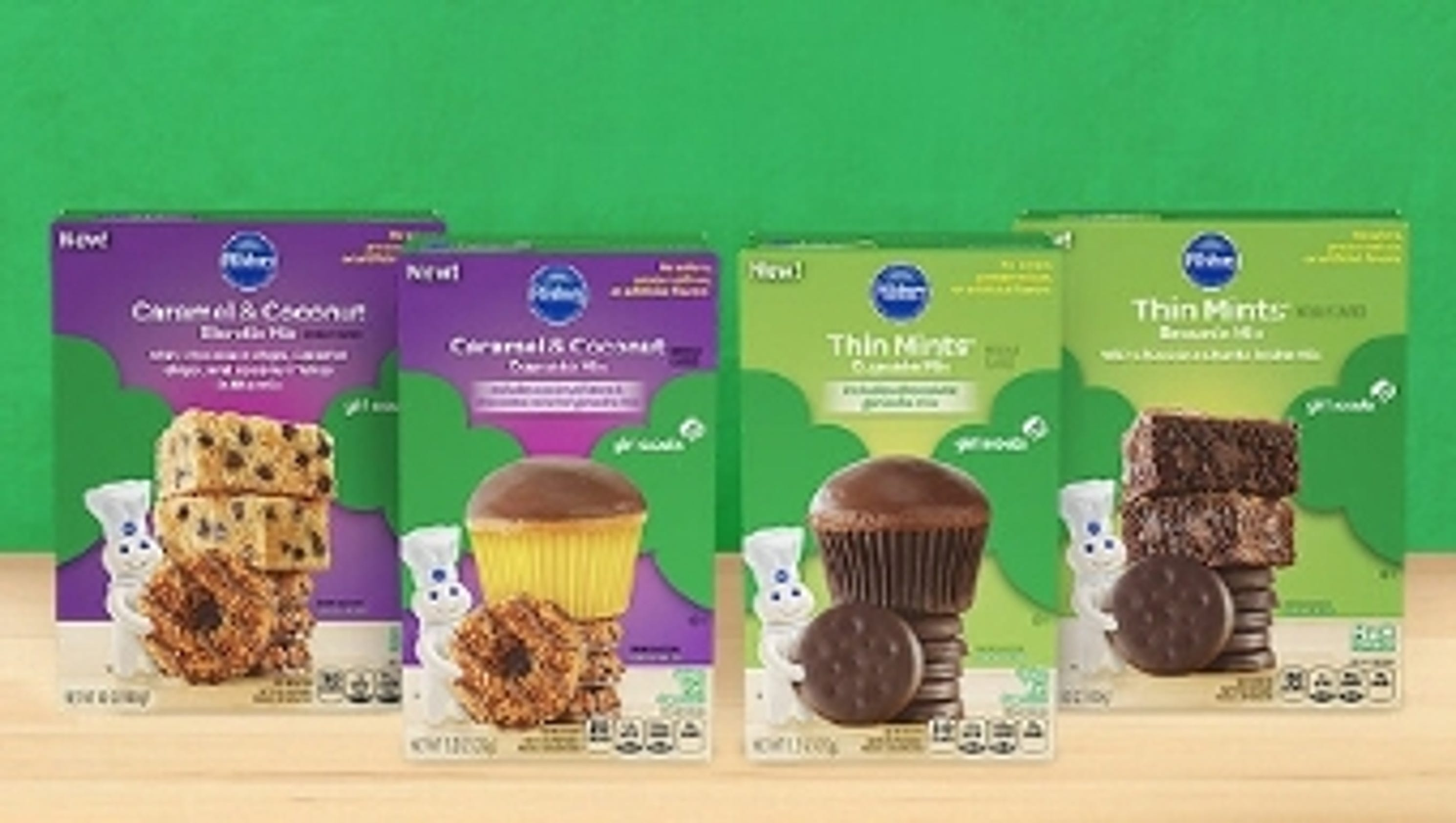 now you can bake your own girl scout cookies