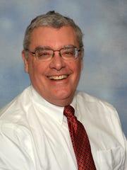 "Elmer G. ""E.G."" McLaughlin, CEO of Lawrenceburg-based United Community Bancorp."