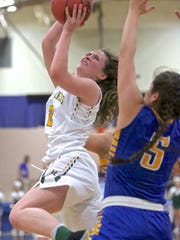 Bishop Manogue beat Reed, 62-45, Friday at Carson in
