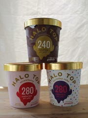 Halo Top topped the list of audience recommendations.
