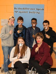 Linkages Department at SCVTHS holds anti-violence event.