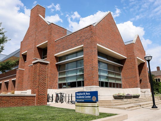 Stephen M. Ross Academic Center on University of Michigan