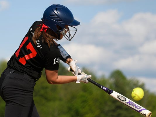 North Country vs Essex Girls Softball 05/23/18