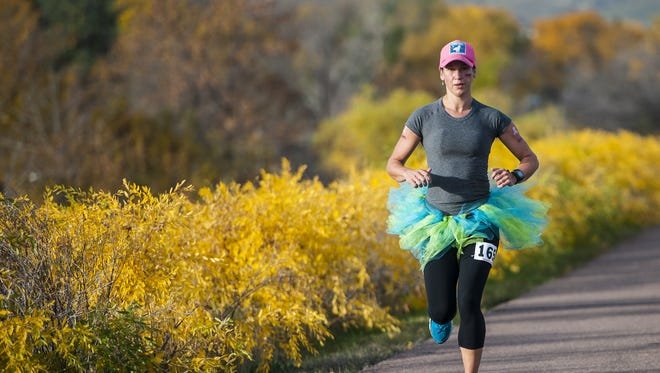 The 3.5 mile What Women Want Fun Run  will be held Oct. 21.