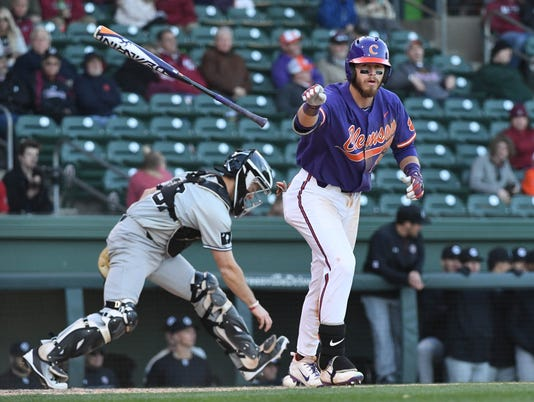 Clemson vs South Carolina Baseball