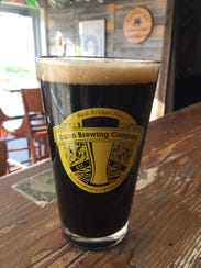 The Diffie Milk Stout from Union Brewing Company, located