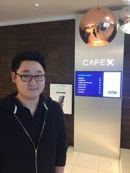 Cafe X Technologies CEO Henry Hu
