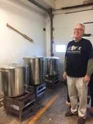 Chris Mattern was a long-time homebrewer. After a skiing