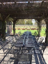 Auburn Roads Vineyards offers live entertainment and food in the Enoteca, with its views of the vineyards in Pilesgrove.