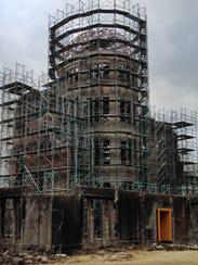 The Atomic Bomb Dome — the Hiroshima Prefectural Industrial