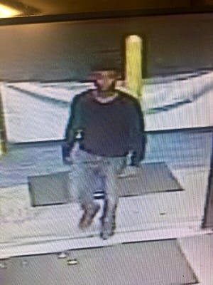 Surveillance image from Dollar General store in Jackson, Miss.