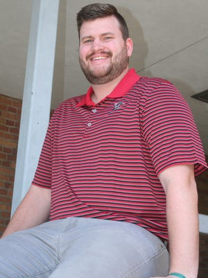 New Battle Creek Bombers General Manager Tyler Shore.