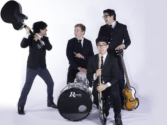 Get ready for garage rock and catchy '60s pop when