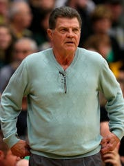 Coach Frank Schade led Oshkosh North to five WIAA state tournament appearances in his 31 seasons.