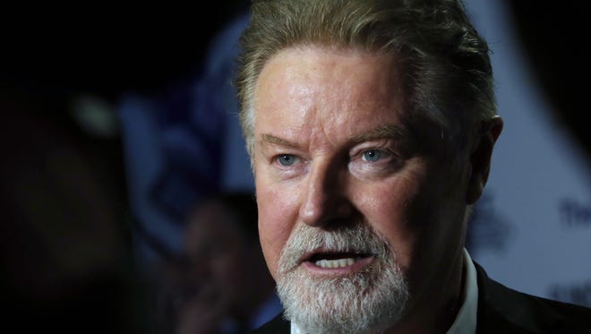 Don Henley of the Eagles.