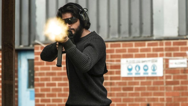 """Dylan O'Brien in a scene from, """"American Assassin."""" The movie opens Thursday, Sept. 14, at Regal West Manchester Stadium 13, Frank Theatres Queensgate Stadium 13 and R/C Hanover Movies."""