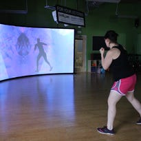 Whitefish Bay fitness studio offers new way to 'get into' working out with immersive technology