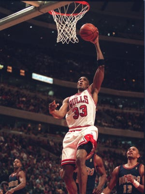 An all-time great? Definitely, Scottie Pippen. But you're no LeBron James.
