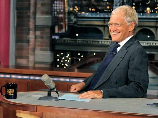 Letterman on Thanksgiving