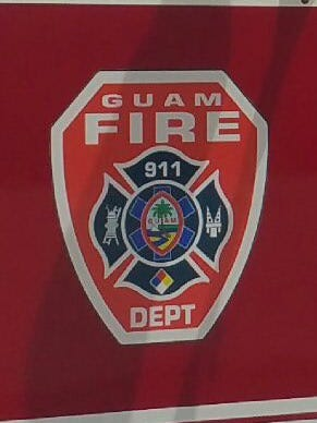 Guam Fire Department logo