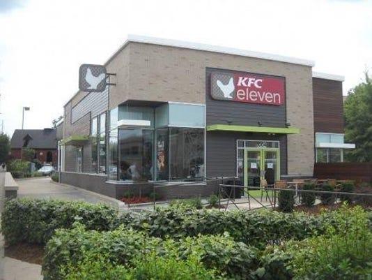 KFC eleven Louisville closure was always part of plan