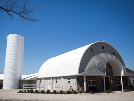 Belgian Horse Winery at 7200 W. County Road 625 N. has been created out of a refurbished barn by the latest generation of former horse breeders. The winery has a wide selection of wine and events to keep patrons engaged.