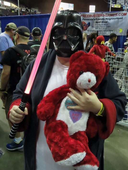Pensacon Sunday 6