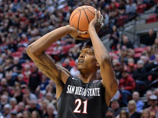 NCAA Basketball: UNLV at San Diego State