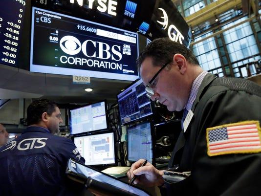 AP EARNS CBS F FILE A USA NY