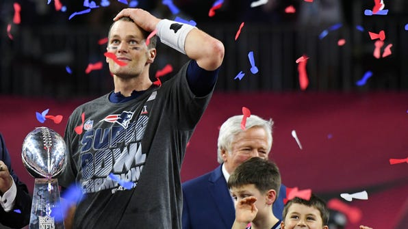Why the Patriots ended up better off after Deflategate